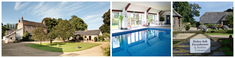 Doles ash farm cottages dorset self catering holiday - Dorset holiday cottages with swimming pool ...