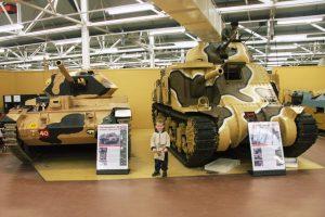 tank museum doles ash