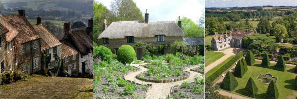 Doles Ash Farmhouse, Dorset Villages