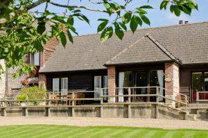 Doles Ash Farmhouse, Huntsman